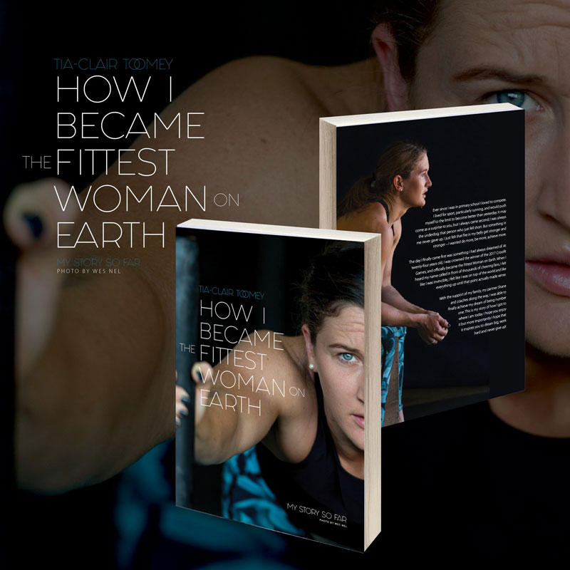 Photograph of How I Became the Fittest Woman on Earth - My Story So Far book