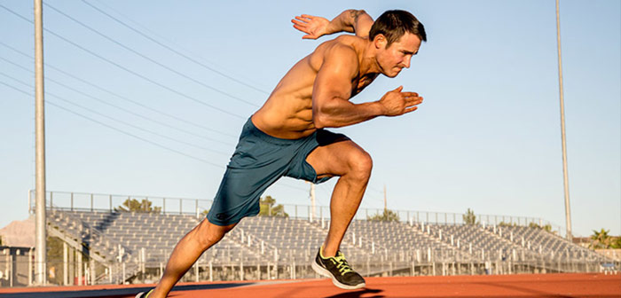 get running fit without actually doing it muscular analysis