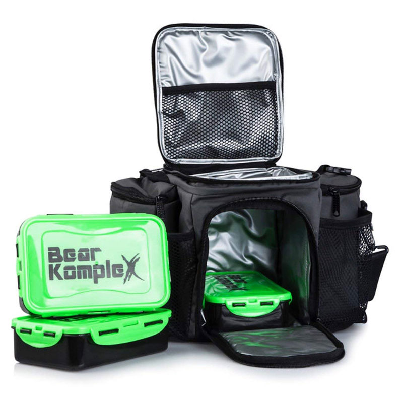 Bear Komplex Insulated Meal Prep Lunch Bag