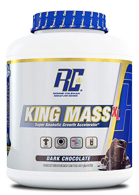 Ronnie Coleman Signature Series King Mass-XL Protein Powder