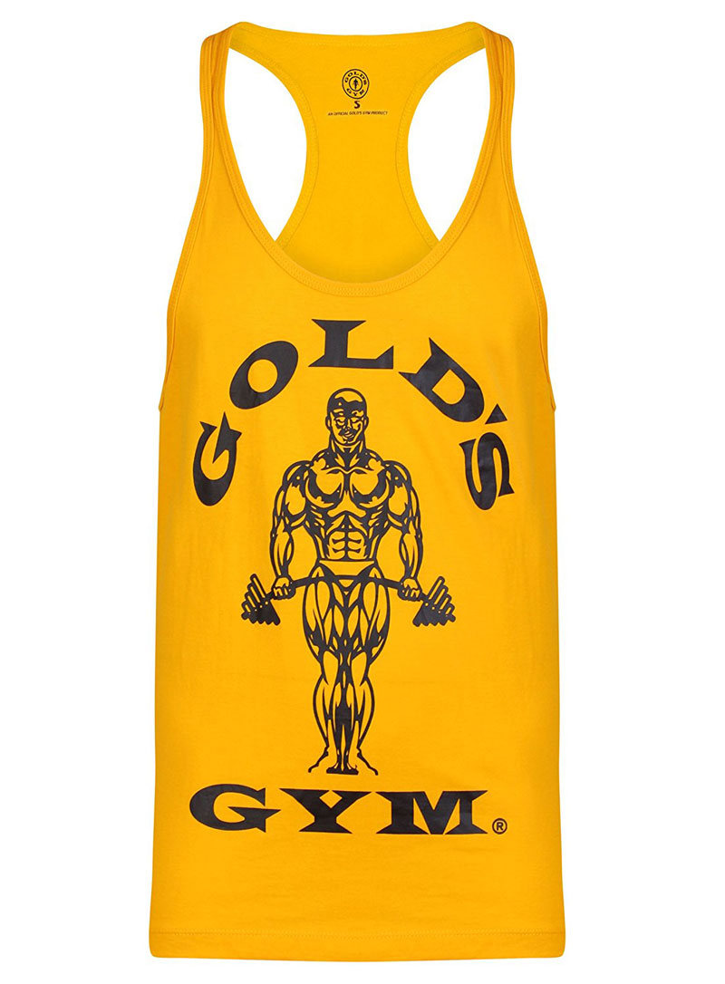 Golds Gym Stringer Vest Top 25 Holiday Gift Ideas for Gym Bros